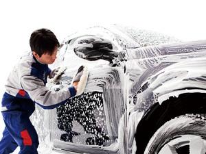 シャンプー(泡ムートン手洗い洗車 )