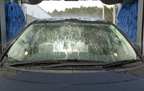 FK-2洗車